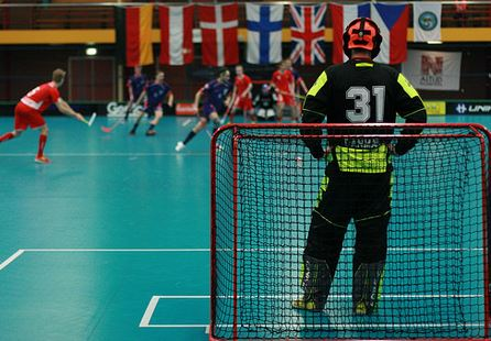 floorball keeper