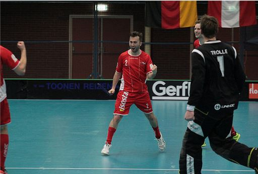floorball A hold glæde