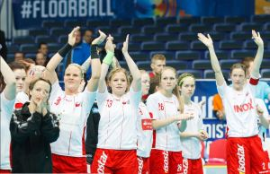 floorball Denmark kvinder hold
