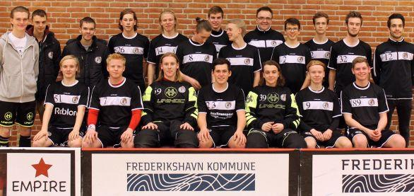 floorball U17 frederikshavn