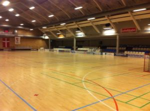 floorball ringsted hallen