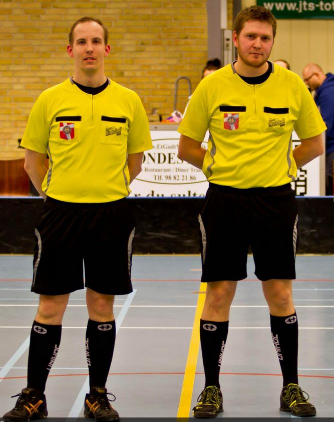 floorball dommere tex