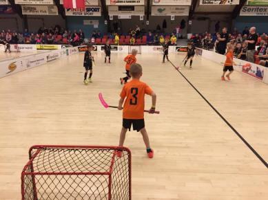 floorball U7 landsstævne