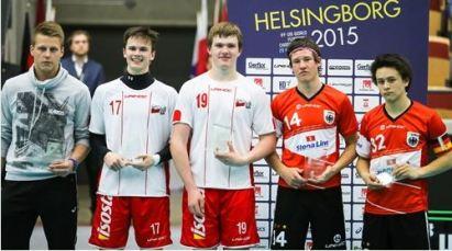 floorball U19 all star