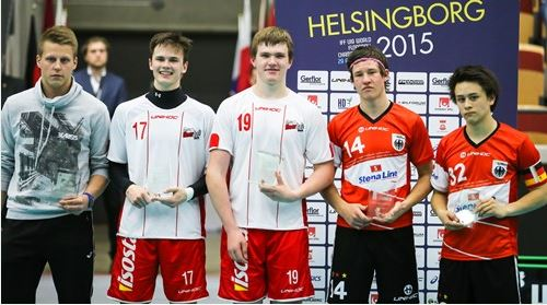 floorball U19 all star