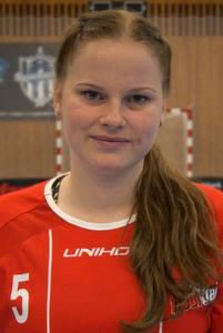 5. Klara Fjorder(Forward)