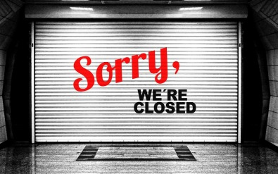 blog sorry closed