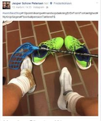 blog floorball schow fødder