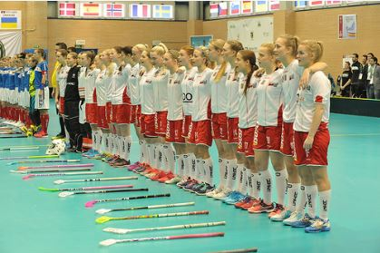 floorball-damelandshold