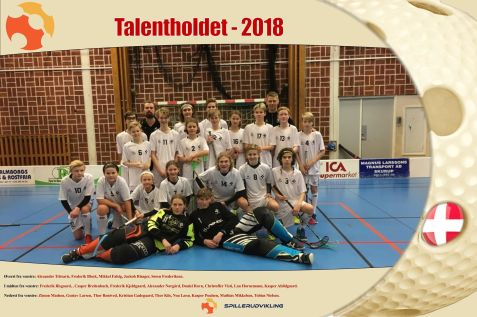 blog floorball talenthold 2018 sverige