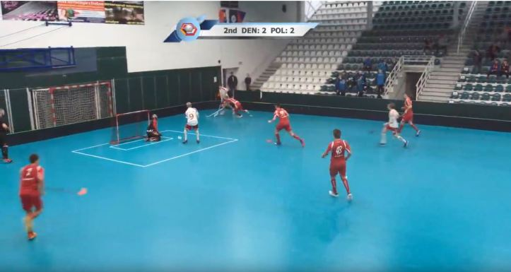blog floorball glass schjerlund danmark U19 landshold