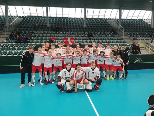 blog floorball U19 slovakiet landshold