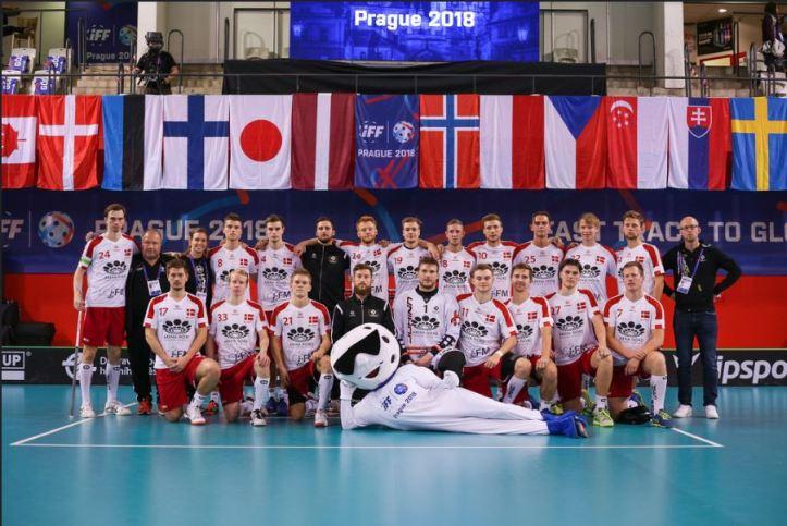 blog floorball vm 2018 hold danmark