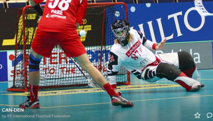 floorball blog gaihede
